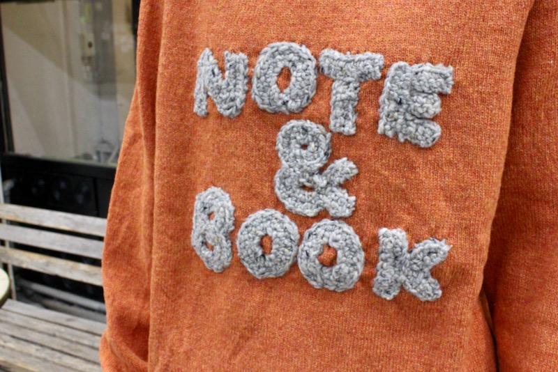 note&book